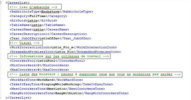 [Intermédiaire] Création de carrière : Coder la carrière  Krm8808jq7x86wazg