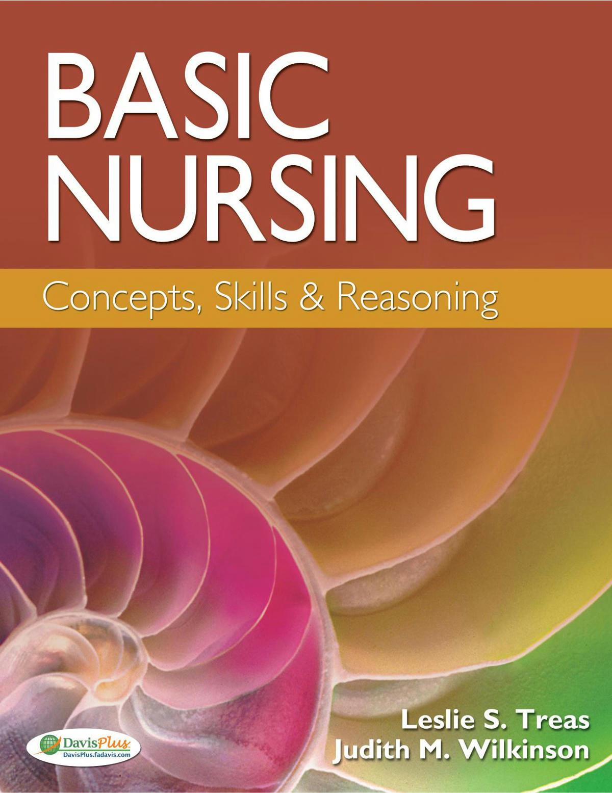 [LIVRE] Basic Nursing : concepts, skills, and reasoning Ukz88mw2ewcmh4rzg