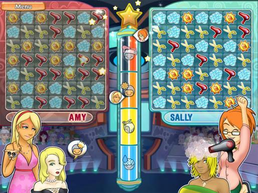 Sally's Quick Clips ภาพตัวอย่าง 01