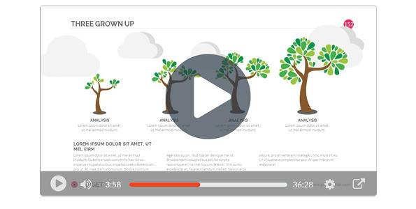Target - Premium Presentation Template