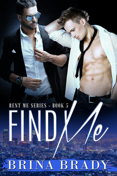 Brina Brady - Find Me Cover