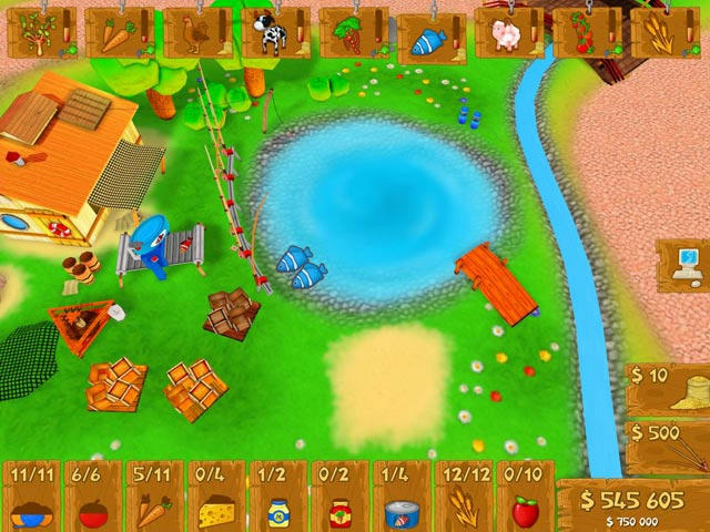 Farm 2 ภาพตัวอย่าง ๒