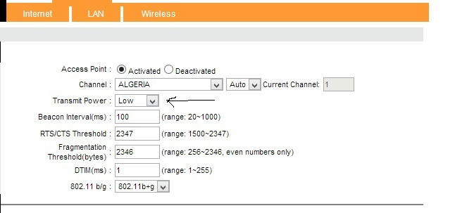 شرح حل مشكل الانقطاعات بمودامTP-LINK TD W8901G