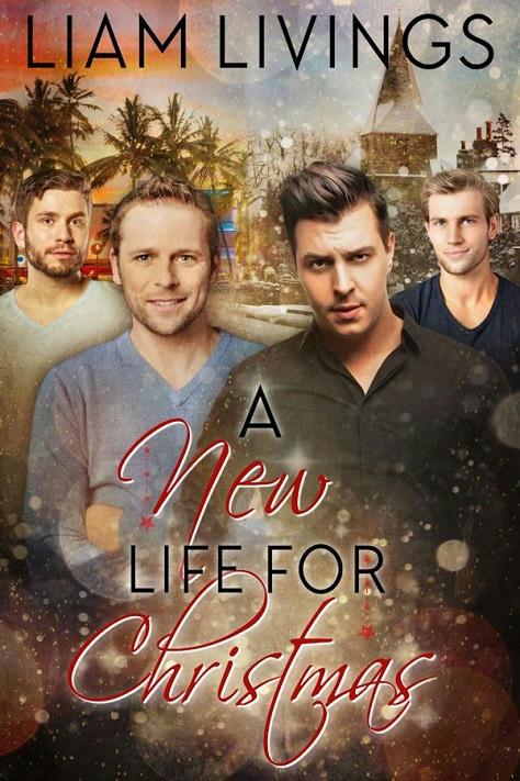 Liam Livings - A New Life For Christmas Cover