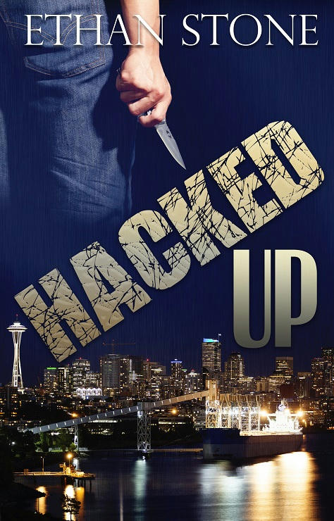 Ethan Stone - Hacked Up Cover
