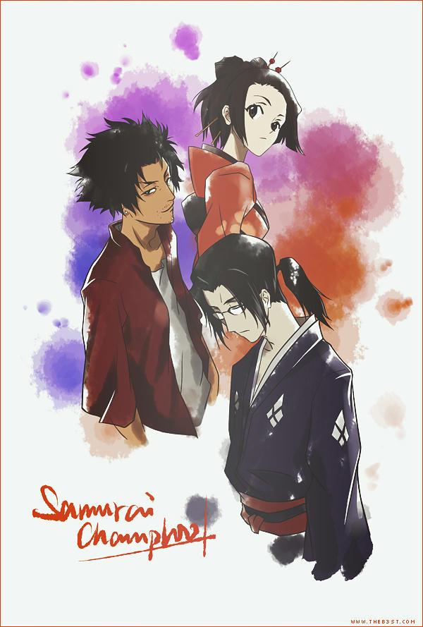 The Hunters   لا تمضي حياتك في تقديم الأعذار .. فالمسؤول الوحيد عن خياراتـك هو أنت !   Samurai Champloo   تقرير Riwz1crpy49vmpwzg