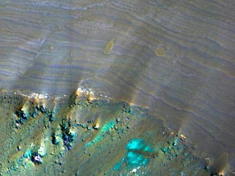 Marte reunió condiciones para albergar vida por 700 mil años