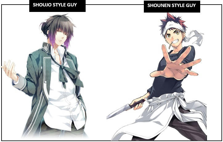 Anime Character Design Styles : The role of a character design part forums