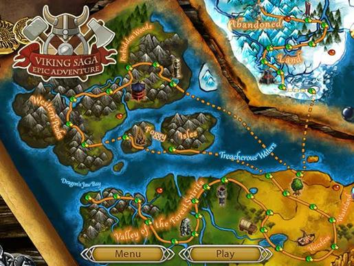 Viking Saga - Epic Adventure ภาพตัวอย่าง 01