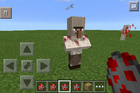 minecraft how to change a zombie villager back