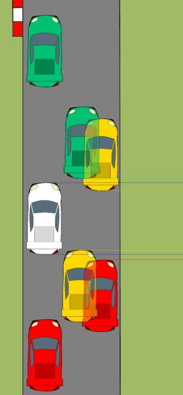 Conduite côte à côte / Side by side driving 2c1r1rcd7z50cs26g