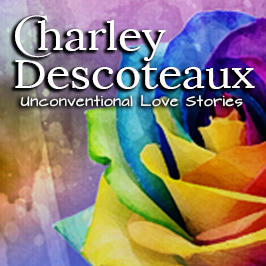 Charley Descoteaux author pic