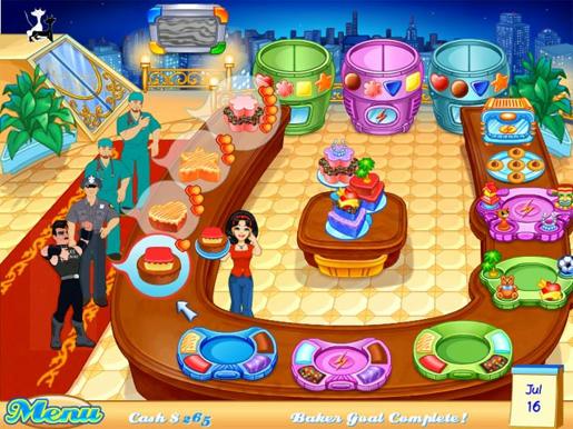 Cake Mania 2 ภาพตัวอย่าง 02
