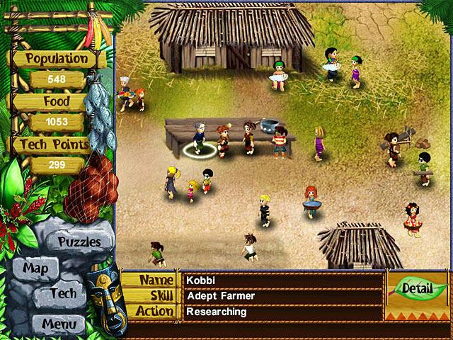 Virtual Villagers - A New Home ภาพตัวอย่าง 01