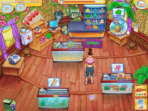 Jenny's Fish Shop ภาพตัวอย่าง 01