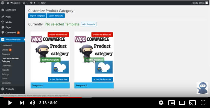 Customize Product Category For WPBakery Page Builder (Visual Composer) - 3