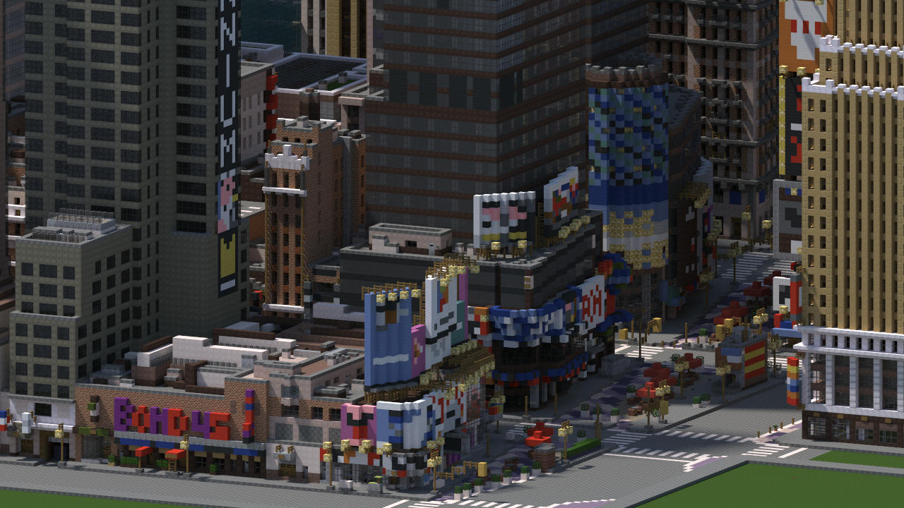 Midtown Manhattan New York Screenshots Show Your Creation - Nyc subway map google earth