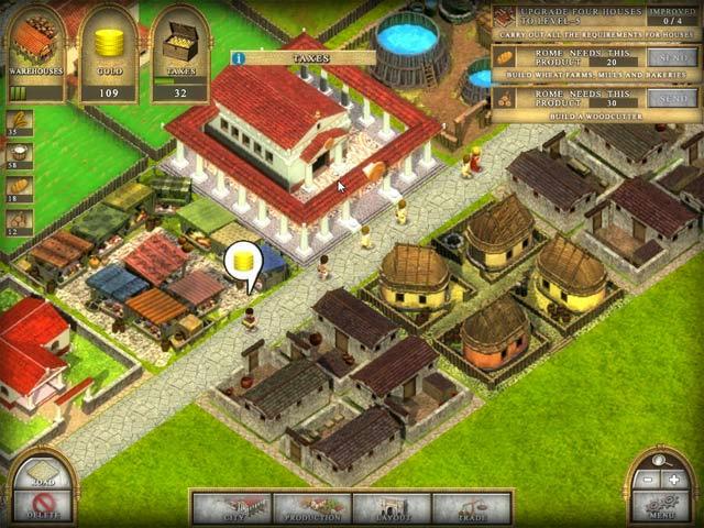 Ancient Rome 2 ภาพตัวอย่าง 02