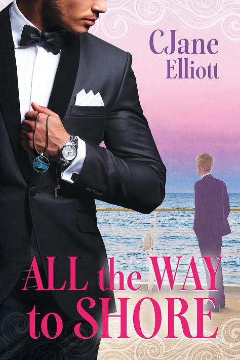 CJane Elliot - All the Way to Shore Cover