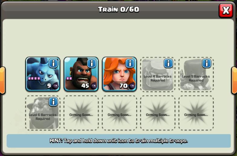 ���� clash clans �����