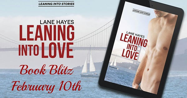 Lane Hayes - Leaning Into Love Banner