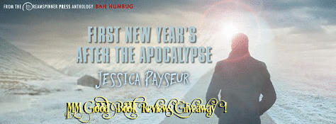 Jessica Payseur - First New Year's After the Apocalypse banner gif
