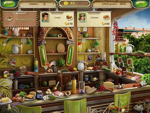 Gourmania 3 - Zoo Zoom ภาพตัวอย่าง 01