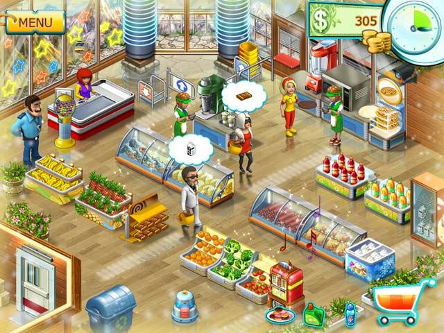 Supermarket Mania 2 ภาพตัวอย่าง 03