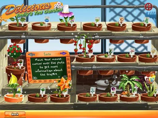 Emily's Tea Garden ภาพตัวอย่าง 02