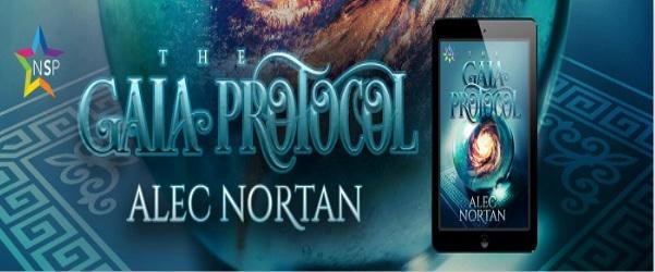 Alec Nortan - The Gaia Protocol Banner
