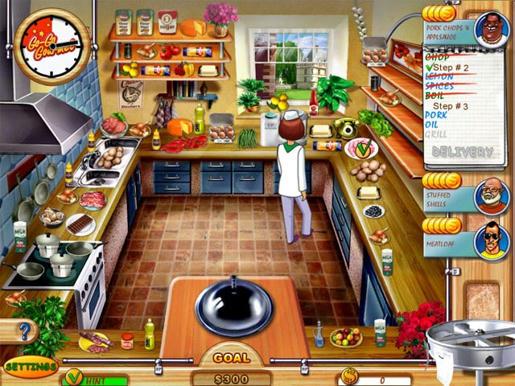 Go-Go Gourmet ภาพตัวอย่าง 01