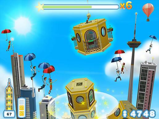 Tower Bloxx ภาพตัวอย่าง 01
