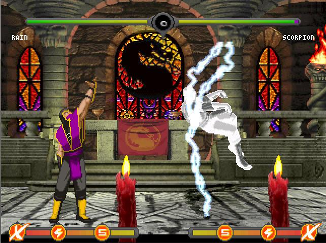 Mortal kombat legacy demo released