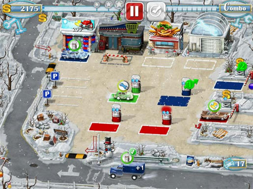 Gas Station - Rush Hour! ภาพตัวอย่าง 03