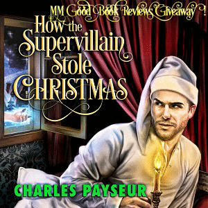 Charles Payseur - How the Supervillain Stole Christmas Square gif