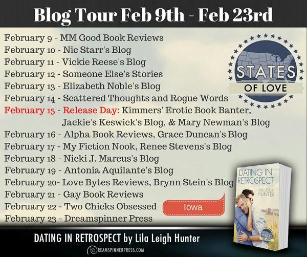 Lila Leigh Hunter - Dating In Retrospect BT Banner