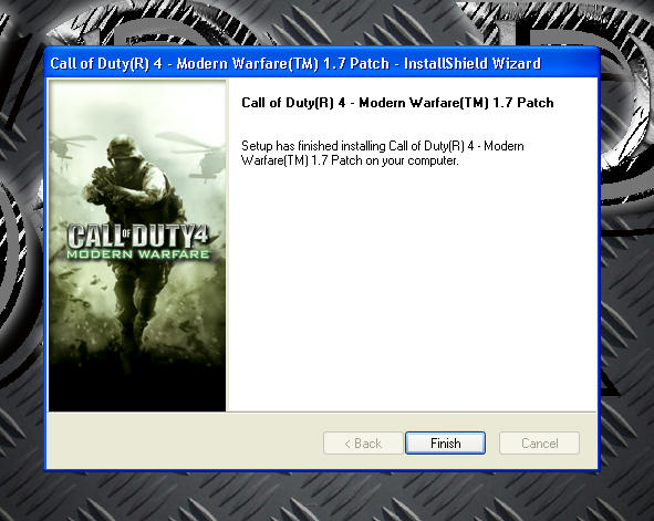 Игры Патч 1.1-1.7 для Call of Duty 4: Modern Warfare скачать.