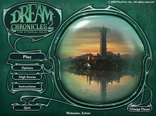 Dream Chronicles 2 ภาพตัวอย่าง 01