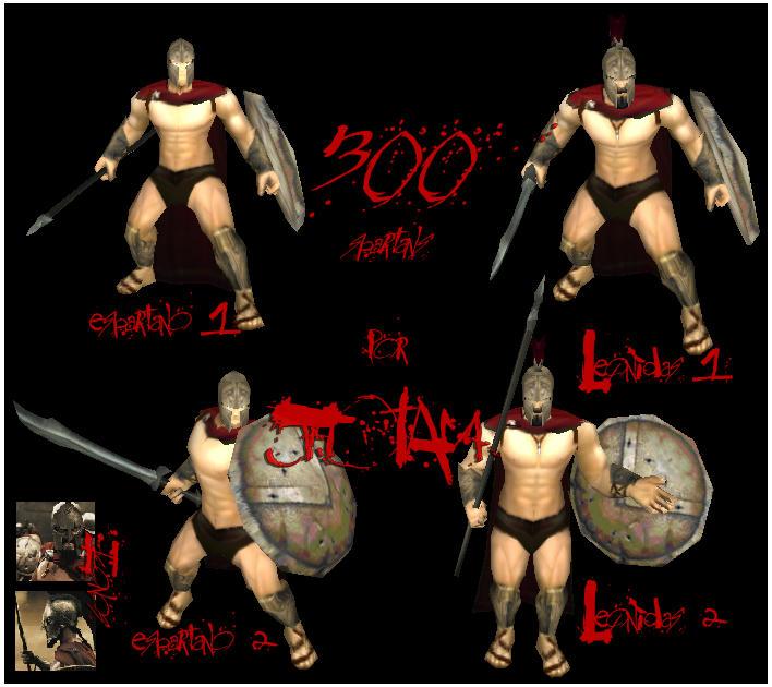 Rey Leonidas - Spartans_Por JhOtAm 5oodu12tbbou3wmfg