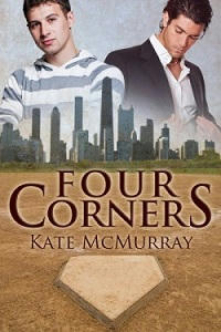 Kate McMurray - Four Corners Cover