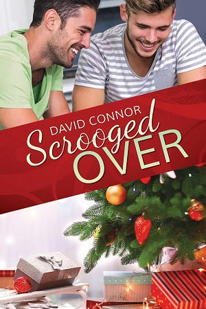 David Connor - Scrooged Over Cover