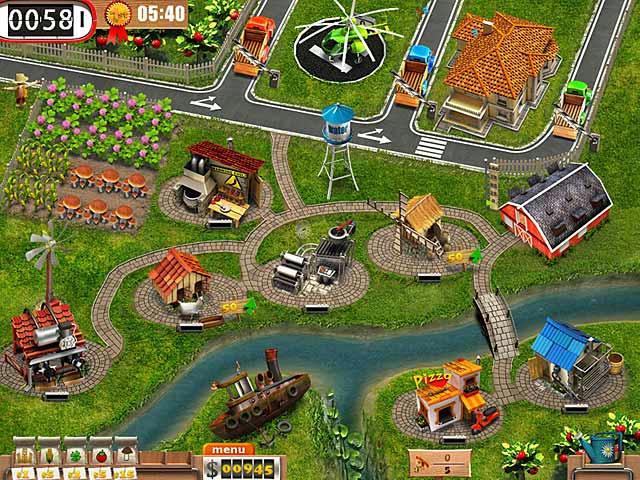 TV Farm ScreenShot03