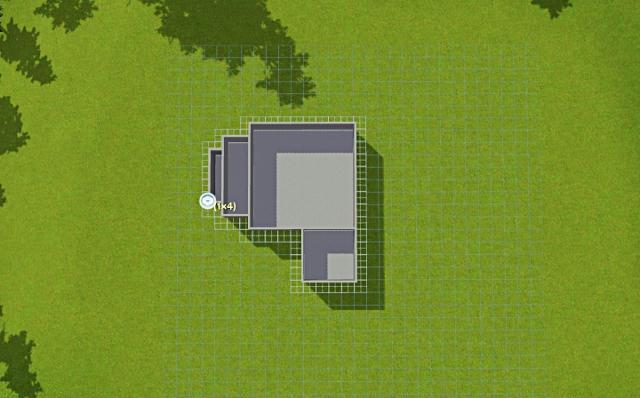 [Débutant] - Du carré à la maison victorienne - La maison bleue 181k58c97d9hfaozg