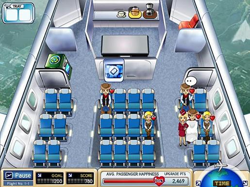 First Class Flurry ภาพตัวอย่าง 03