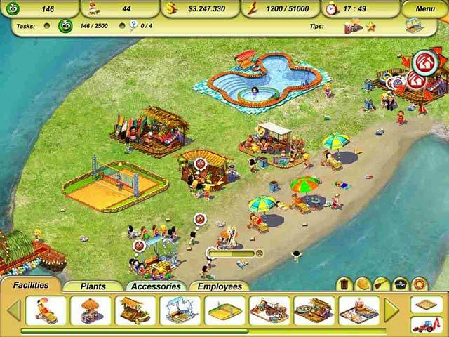 Paradise Beach 2 - Around the World ภาพตัวอย่าง 02