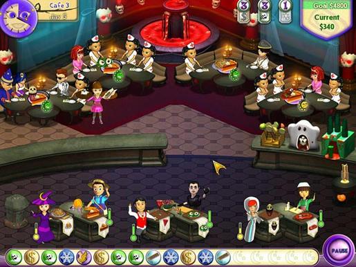 Amelie's Cafe - Halloween ภาพตัวอย่าง 03