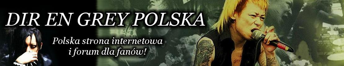 DIR EN GREY POLSKA