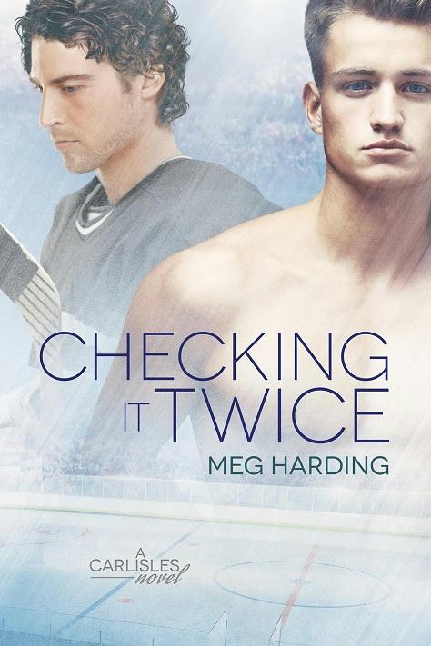 Meg Harding - Checking It Twice Cover