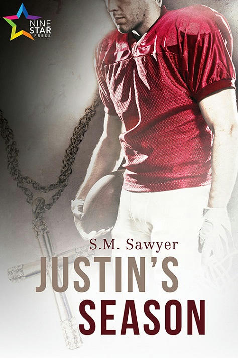 S.M. Sawyer - Justin's Season Cover