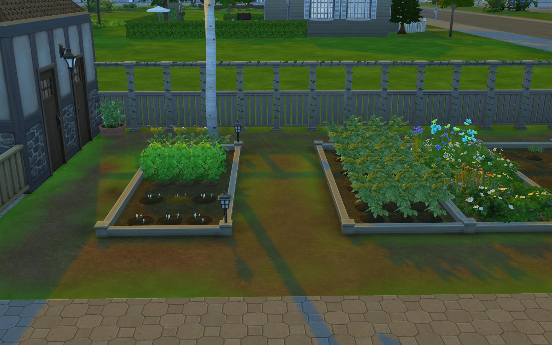 L 39 atelier bricolage le potager amaz 39 sims le blog for Agrementer un jardin